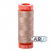 Aurifil 50 Cotton Thread - 2314 (Beige)